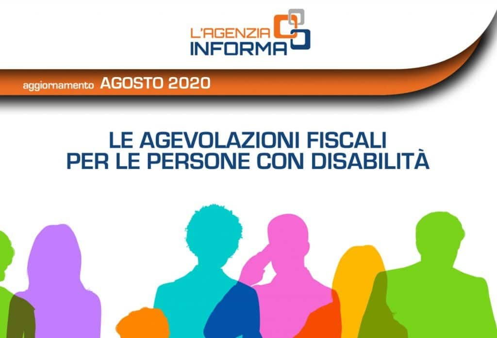 Guida alle agevolazioni fiscali per disabili – aggiornamento maggio 2021