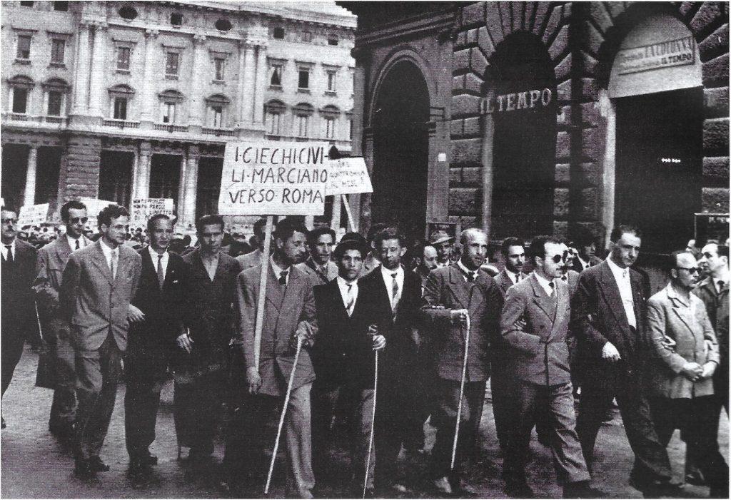 La Marcia del dolore - 1954
