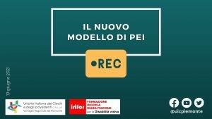 Locandina webinar Il nuovo modello di PEI