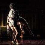 Scena tratta dal balletto della compagnia Peeping Tom